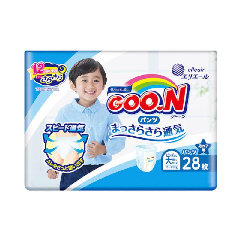 GOON大王 學習褲加加大碼(男)